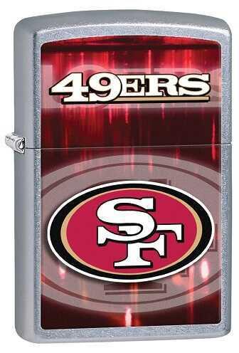 Zippo NFL 49ers Lighter 28610