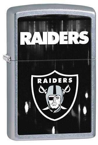 Zippo NFL Raiders Lighter 28605