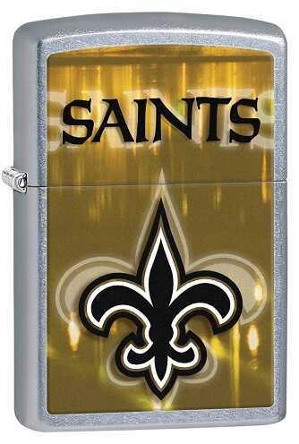 Zippo NFL Saints Lighter 28609