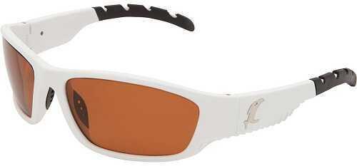 Vicious Vision Venom White Pro Series Sunglasses-Copper