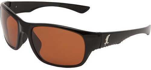Vicious Vision Victory Black Pro Series Sunglasses-Copper
