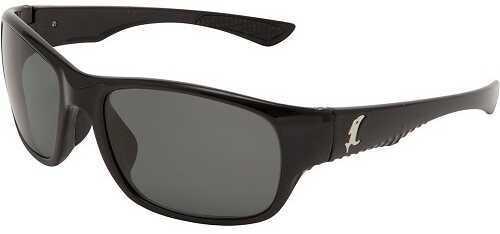 Vicious Vision Victory Black Pro Series Sunglasses-Gray