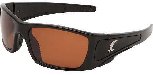 Vicious Vision Vengeance Black Pro Series Sunglasses-Copper