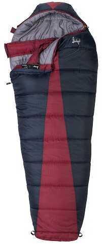 Slumberjack Latitude 0 Degree Synthetic Sleeping Bag Regular 51723211RR