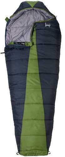 Slumberjack Latitude 20 Degree Synthetic Sleeping Bag Long 51723411LL