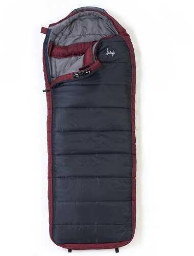 Slumberjack Esplanade Oversized 0 Degree Hooded Sleeping Bag 51724711RR