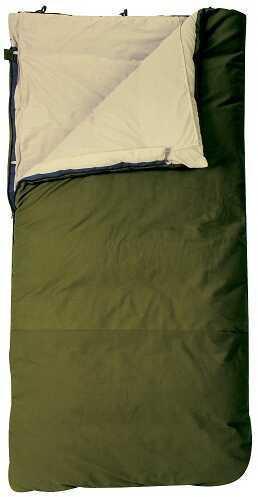 Slumberjack Country Squire 20 Degree Right Zip Sleeping Bag Md: 51731612LR