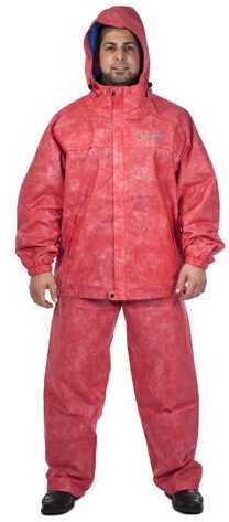 Envirofit Rain Jacket/Pants Set Red, Large Md: J003/P003-R-L