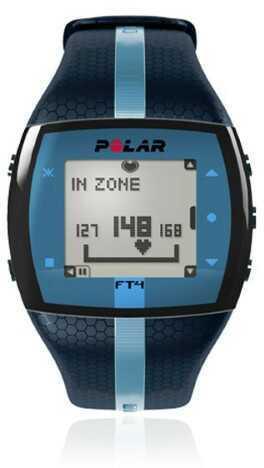 Polar Electro Polar FT4M Lt Blue/Dk Blue 90051036