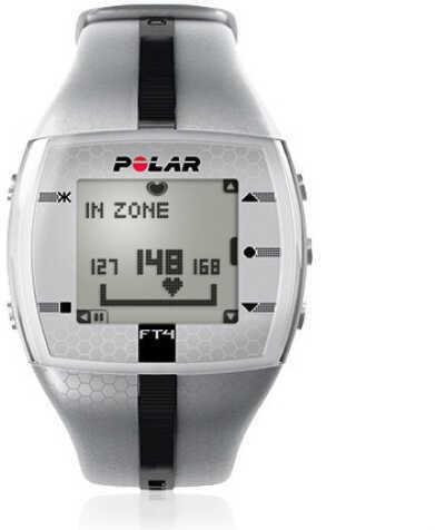 Polar Electro Polar FT4M Silver/Black 90051039