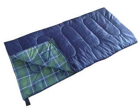 Kamp-Rite Tent Cot Kamp Rite 25 Degree Envelope Sleeping Bag