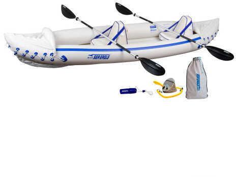 Sea Eagle 370 Sport Kayak Deluxe Package SE370K-DT