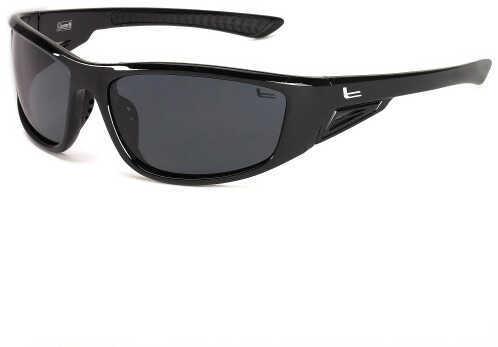Coleman Highlander-Black w/Black Rubber Tips/Smoke Lens C6025 C1