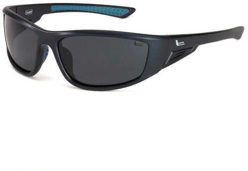 Coleman Highlander-Blue w/Light Blue Rubber Tips/Smoke Lens C6025 C2