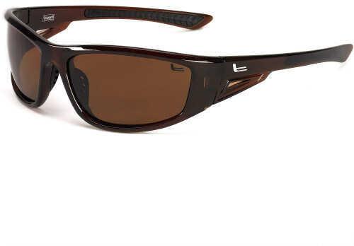 Coleman Highlander-brown w/Black Rubber Tips/Brown Lens C6025 C3