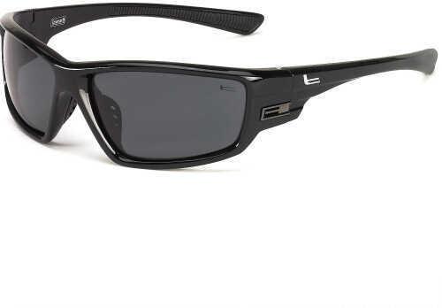 Coleman Intruder-Shiny Black w/Black Rubber Tips/Smoke Lens C6028 C3