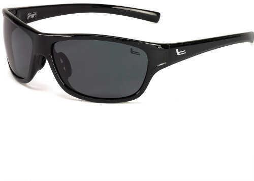Coleman Dean-Shiny Black/Smoke Lens C6038 C1