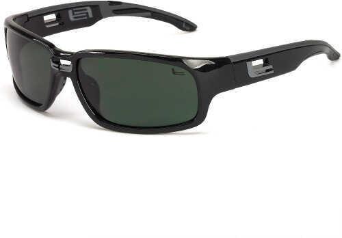 Coleman K-Rosene-Metallic Black w/Grey Rubber/Green Lens C6042 C2