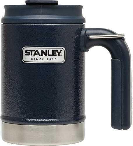 Stanley Classic 16oz Hammertone Navy Vacuum Camp Mug
