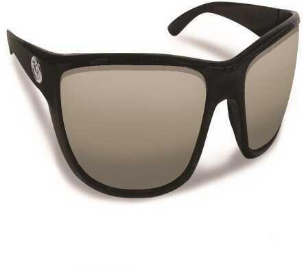 Flying Fisherman Cay Sal Matte Black w/Smoke Sunglasses 7372BS