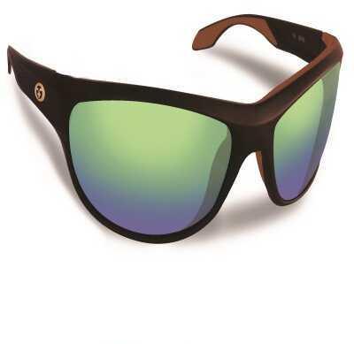 Flying Fisherman Cayo Matte Frame w/Bronze Lens Sunglasses 7824BAG