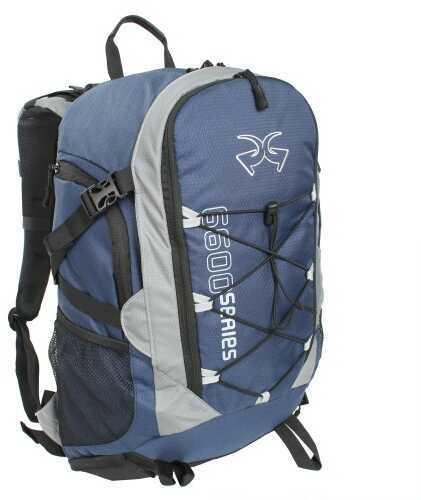 Sandpiper of California Sandpiper Boxer Backpack Blue/Grey