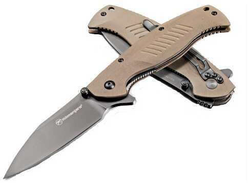 Kilimanjaro Gear Morsa 8 Inch Titanium Folding Knife Md: 910028