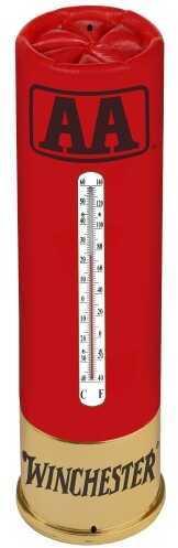 "Rockin' W Brand Rockin W Brand ""AA"" 3D Shotshell Tin Thermometer"