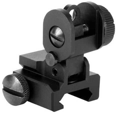 Aim Sports Inc. AR15/M16 A2 Dual Aperture Rear Flip Up Sight MT035