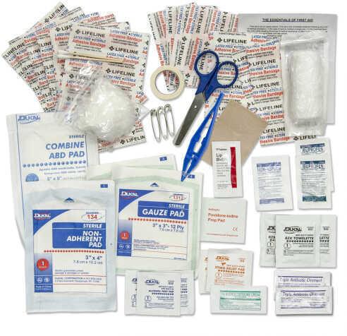 Lifeline Mountain First Aid Kit 88 Pieces