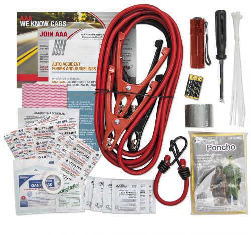 Lifeline AAA Traveler Kit 64 Pieces
