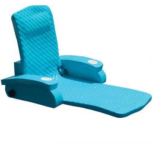 TRC Recreation Super Soft Adjustable ReclIner In Aquamarine