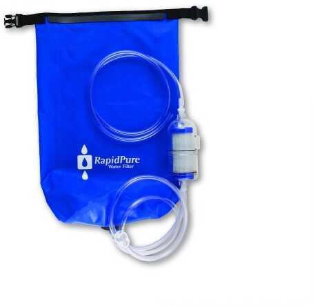 "RapidPure Explorer Camp 4.1L Water Filtration System 6.5"""