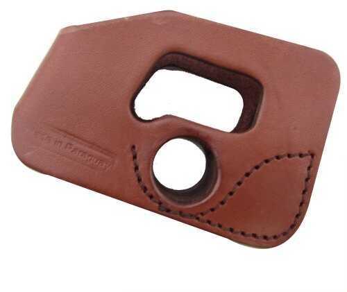 Tagua Kahr PM Series 9mm Brown AmbidextrousPocket Holster UPK-1167