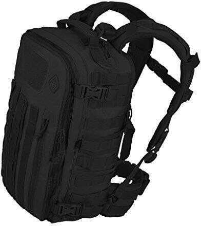 Hazard 4 Officer Front/Back Slim Organizer Pack, Black Md: BKP-OFCR-BLK