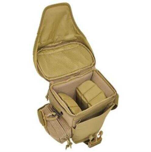 Hazard 4 Objective SLR Camera Case, Small, Coyote
