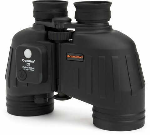 Celestron Oceana 7x50 Porro WP CF & RC - Black Binocular 71189-A