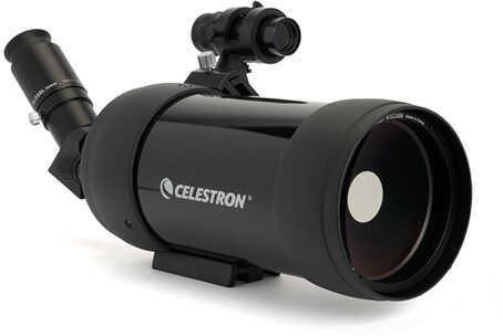 Celestron C90 Maksutov Spotting Scope - Black