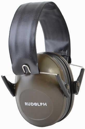 Rudolph Optics Rudolph Ear Protection Passive Slim Design - Grey