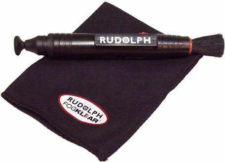 Rudolph Optics Black Lens Pen And Lens Cleaner
