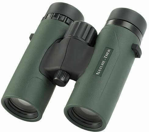 Hawke Nature-Trek 12x50 Green BAK 4 Binocular