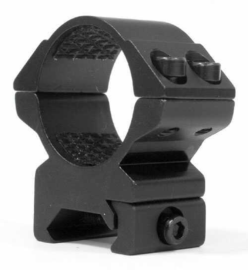 Hawke Match Mount Rings Weaver 2Pc 30mm Weaver Medium