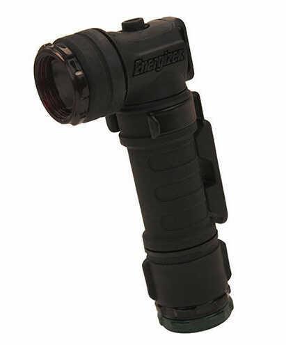 Energizer Tactical Hard Case Romeo 1AA 55 Lumen Compact Vest Flashlight, Black Md: RBINR