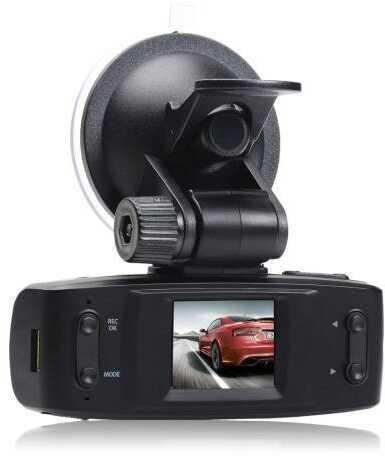 Top Dawg Electronics Top Dawg Gps Dvr Dash Cam With 1080p Camera - Gps And G-sensor