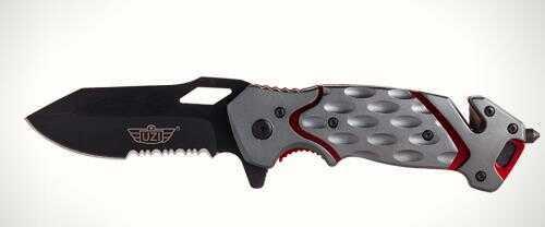UZI Responder VII Folding Knife - Open 7.75 Inches