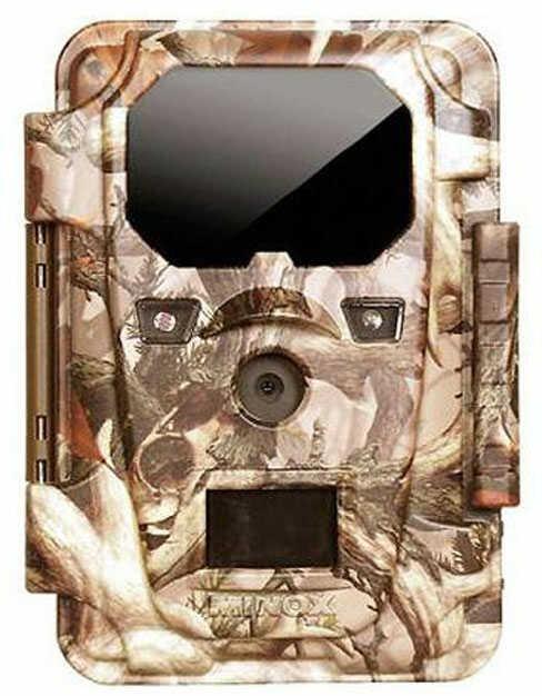 Minox Optics USA DTC 650 Camo Wildlife Surveillance Camera 60709