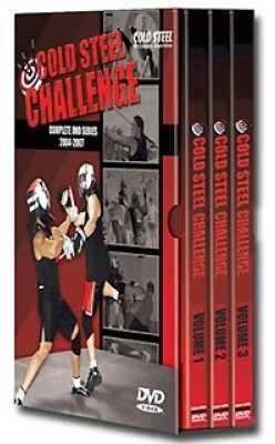 Cold Steel Training DVD Challenge VDCSC