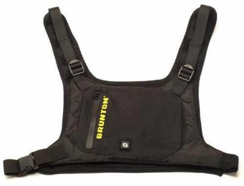 Brunton Under Jacket USB Powered Warmer, Black F-HEAT-VITAL