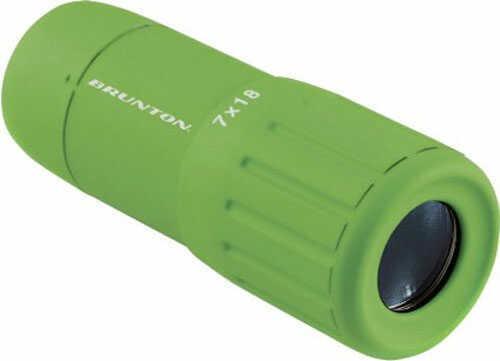 Brunton Echo Pocket Scope 7X18 - Green F-ECHO7018-GR