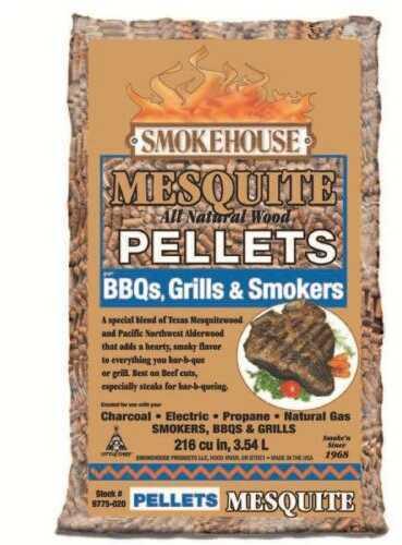 Smokehouse Product Smokehouse Wood Pellets 5 Pound 4 Pack Assortment